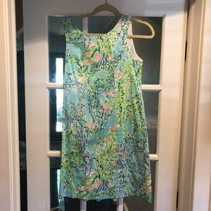 Lilly Pulitzer Blue Heaven Cathy Shift Dress